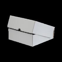 Scatola di Cartone Fustellata con Coperchio31X32X11H cm COD. SCA28