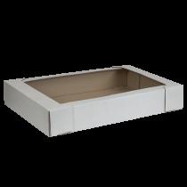 Cassetto automontante mono onda 60,6×40,1×9,7 cm bianca SCV33